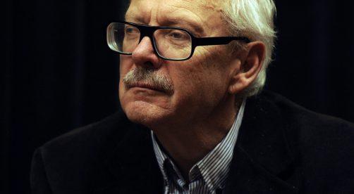 Autor powieści M. Wolski